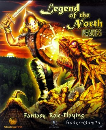 Konung: Legends of the North (1999/PC/RUS)