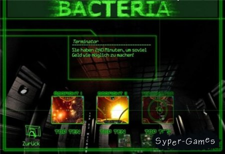 Bacteria: Der Blutbahn-Shooter (2001/PC/RePack/RUS)