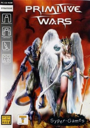 Primitive Wars (2002/PC/RUS)