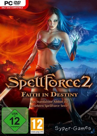 Spellforce 2: Faith in Destiny (2012)