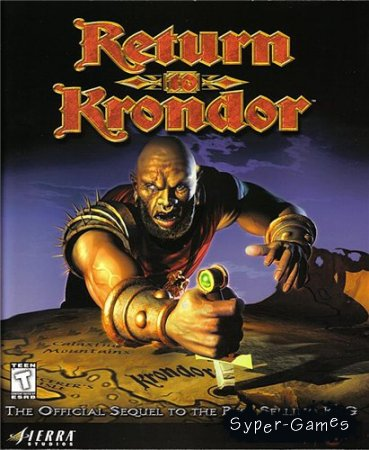 Return to Krondor (1998/PC/RePack/RUS)