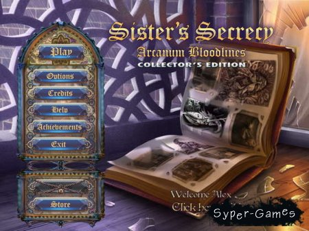 Sister's Secrecy: Arcanum Bloodlines - Collector's Edition (2012/RUS)