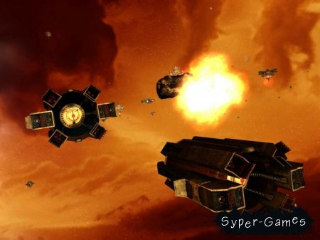 Sins of a Solar Empire: Rebellion (RUS/PC/ENG/2012)