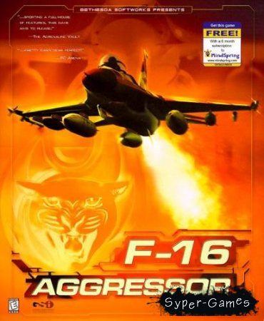 F-16 Aggressor (1998/PC/RePack/RUS)