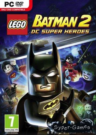 Lego Batman 2: DC Super Heroes (2012/RUS/ENG)