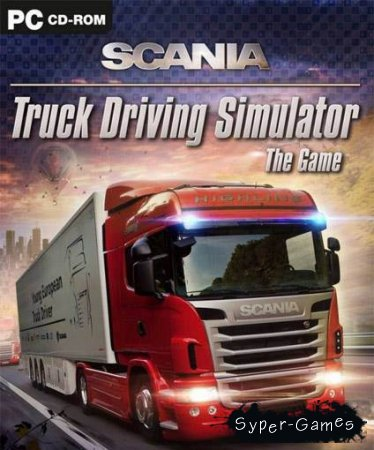 Scania Truck Driving Simulator: The Game (2012/RUS)