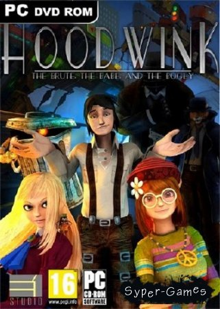 Hoodwink (E-One Studio) (2012/MULTI8-RUS/P)