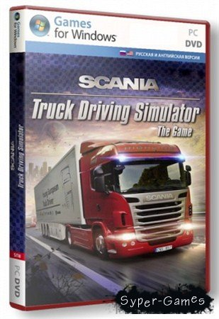 Scania Truck Driving Simulator 1.0 Rus RePack  (2012/ PC)