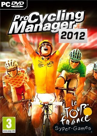Pro Cycling Manager Tour De France (Focus Studio) (2012/ENG/L)