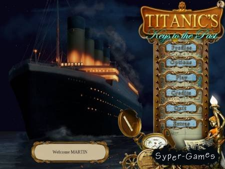 Titanic's Keys to the Past (2012/ENG)