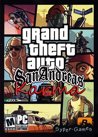 GTA: San Andreas Karma (2011/RUS/PC)