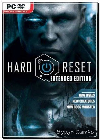 Hard Reset: Extended Edition v1.51 (2012) RUS/RePack
