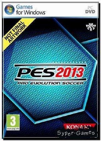 Pro Evolution Soccer 2013 [DEMO] (2012/PC/Rus)