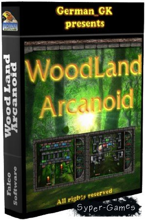 Wood Land Arcanoid (2012) PC