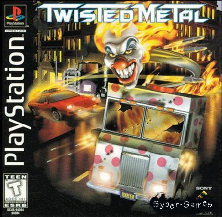 Twisted Metal (1995/ENG)
