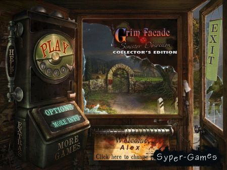 Grim Facade 2: Sinister Obsession - Collector's Edition (2012)