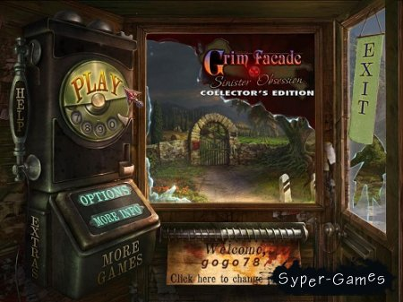 Grim Facade 2: Sinister Obsession Collectors Edition (2012/Eng)