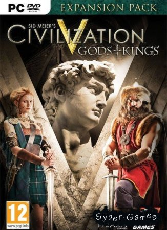 Sid Meier's: Civilization V: GOTY + Gods and Kings (RUS/2012)