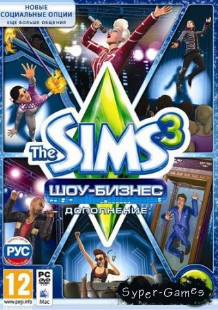 The Sims 3: Showtime (2012/RUS)