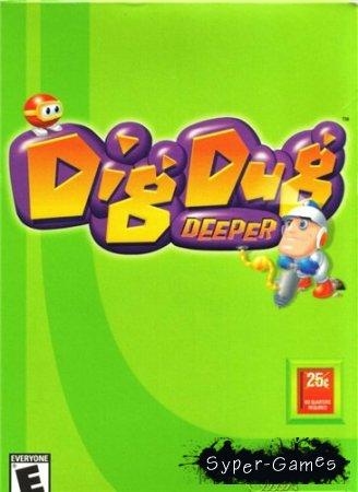 Dig Dug Deeper (2001/PC/RePack/RUS)