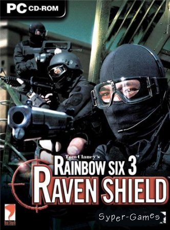 Tom Clancy's Rainbow Six 3: Raven Shield (2003/PC/RUS)