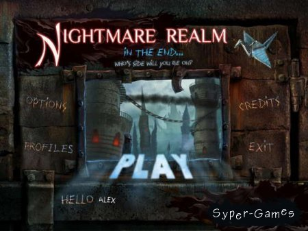 Nightmare Realm 2: In The End (2012/РС)