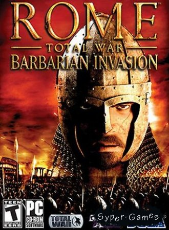 Rome: Total War - Barbarian Invasion (PC/Rus)