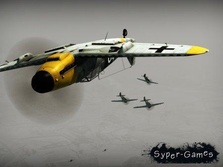 Крылатые хищники: Wings of Luftwaffe (2011/RUS/ENG)