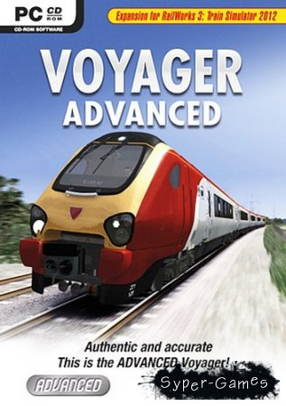 Train Simulator 2012: Voyager Advanced (2012/ENG/PC)