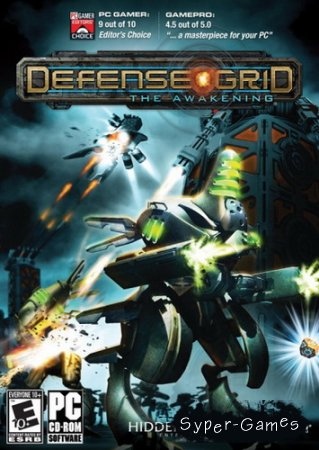 Defense Grid: The Awakening + DLC's (2008/ENG/Steam-Rip от R.G. Игроманы)