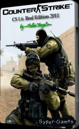 Counter-Strike 1.6 Real Edition (ENG/RUS/Online/2011/PC)