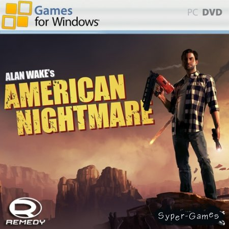 Alan Wake's American Nightmare (2012/RUS/ENG/MULTi10/Steam-Rip от R.G. Origins)
