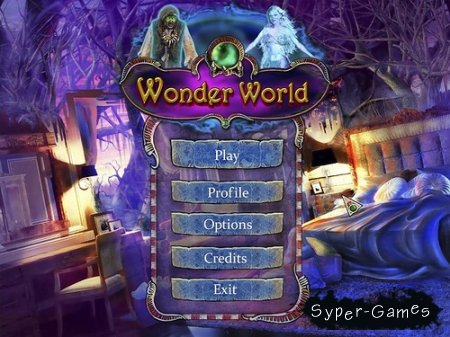 Wonder World (2012/Eng)