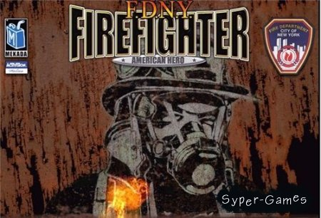F.D.N.Y. Firefighter: American Hero (2002/PC/RePack/RUS)
