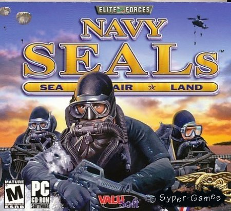 Elite Forces: Navy Seals - Sea, Air, Land (2003/PC/RePack/RUS)