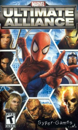 Marvel Ultimate Alliance (Русский/PC)