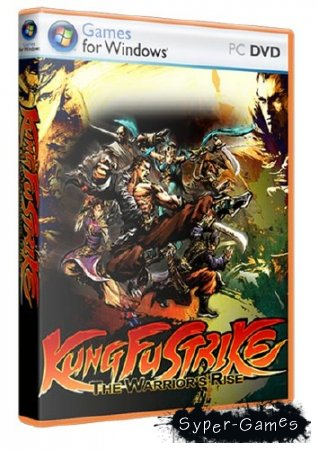 Kung Fu Strike - The Warrior's Rise (2012/Multi5/PC) Lossless Repack от R.G. Origami