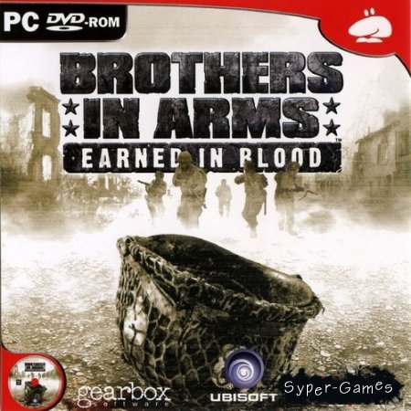 Brothers In Arms: Earned In Blood (2005/RUS/RUS/Repack от R.G. Element Arts)