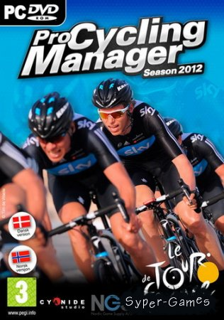 Pro Cycling Manager Tour De France 2012 (2012/ENG/RePack от Audioslave)
