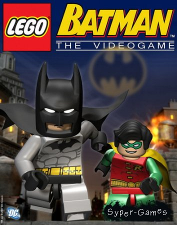LEGO Batman: The Video Game (2008/RUS/ENG/RePack �� R.G. Cm3Tana)