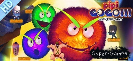 Ninja PiPi Endless Jump HD 1.0 (Android)