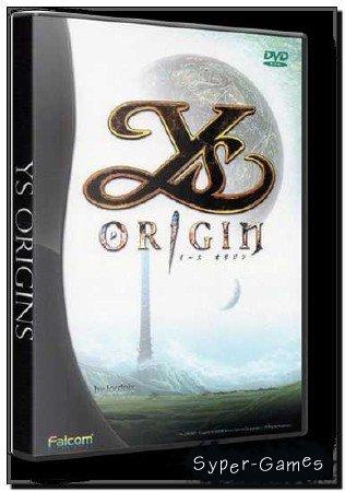 Ys Origin Update 3 (2012) RePack