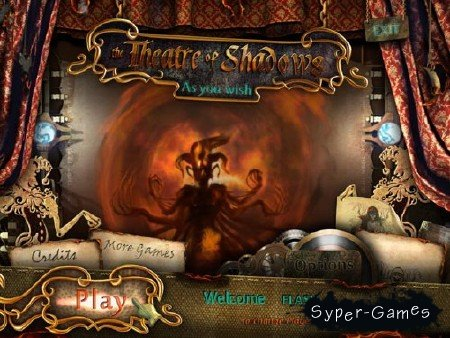 Theatre of Shadows - As You Wish (2012/PC)