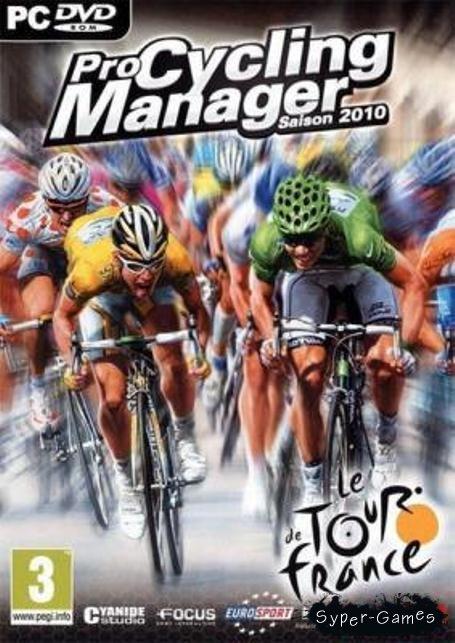 Описание Современная игра Pro Cycling Manager Tour De France 2012