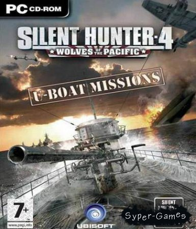 Silent: Hunter 4 Wolves of the Pacific (Rus)