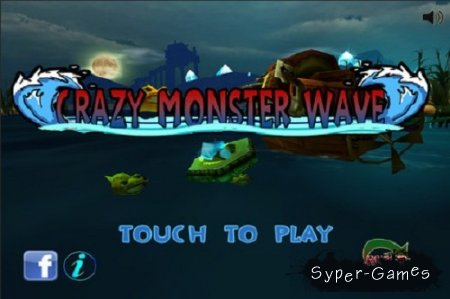 Crazy Monster Wave (Android)