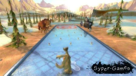 Ледниковый период 4 Континентальный дрейф. Арктические Игры (2012)