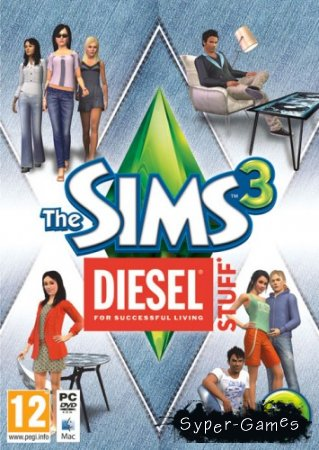 The Sims 3: Diesel Stuff (2012/PC/Русский)