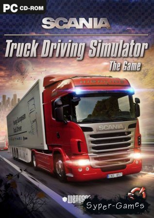 Scania Truck Driving Simulator: The Game (2012/Русский)