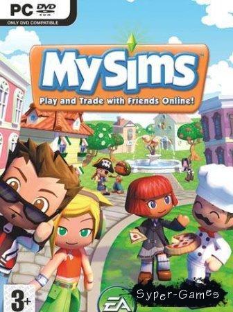 My Sims (RUS/PC)